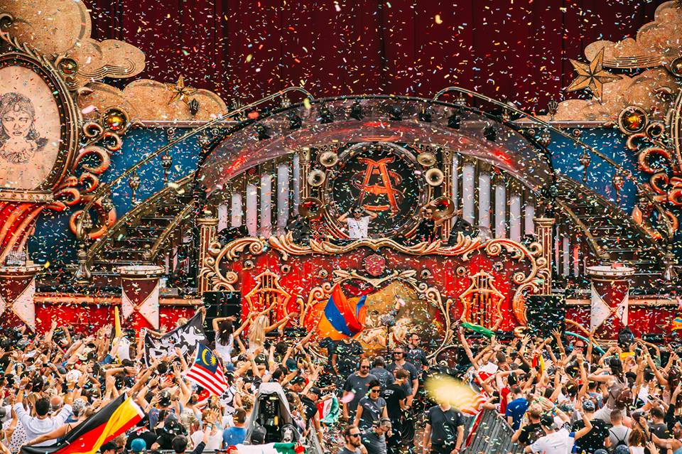 Alesso, Alison Wonderland, Prydz among artists added to Tomorrowland 2018 line-up – Dancing Astronaut