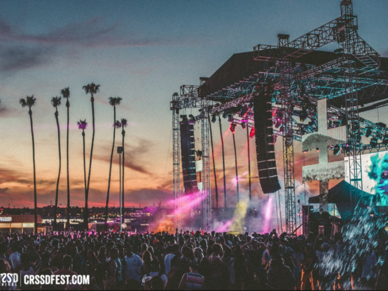 CRSSD Spring '18 Line Up is Here