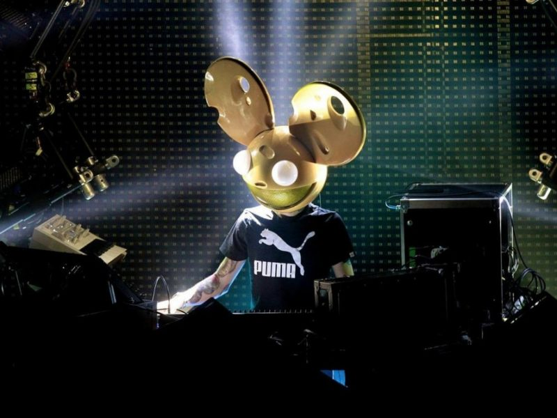 """Deadmau5 Teases The """"Most Epic Thing He Has Done With His Music"""""""