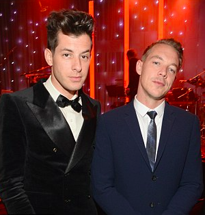 Diplo and Mark Ronson to debut dual 'Silk City' project