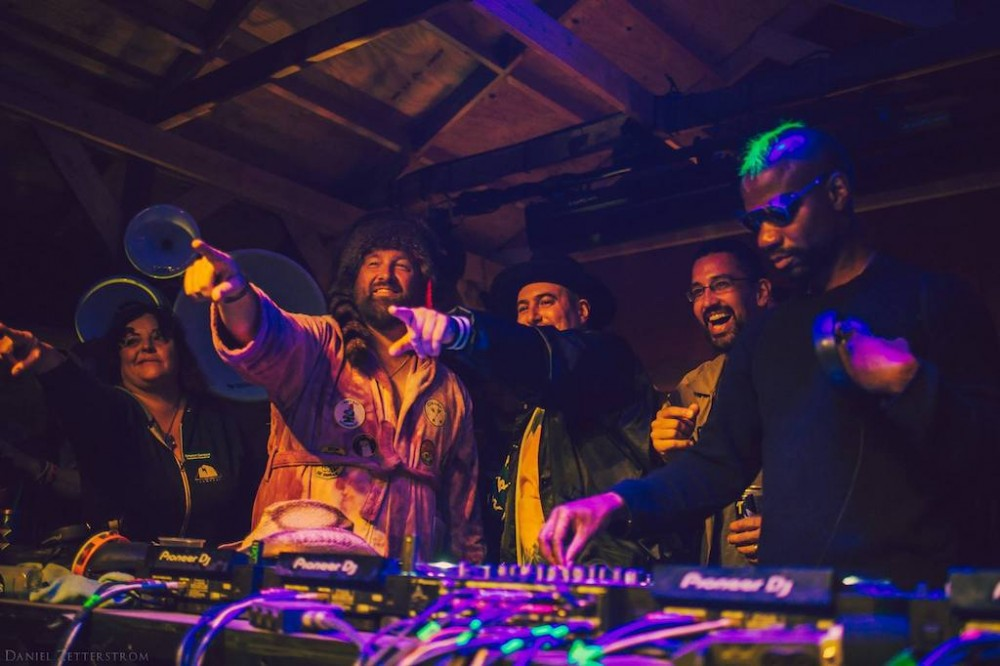 Dirtybird Campout East releases 2018 set times