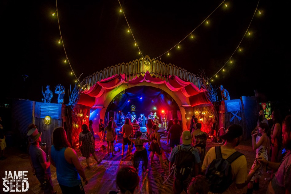 GRiZ, Snails, Emancipator, and more join phase two of Backwoods at Mulberry Mountain – Dancing Astronaut