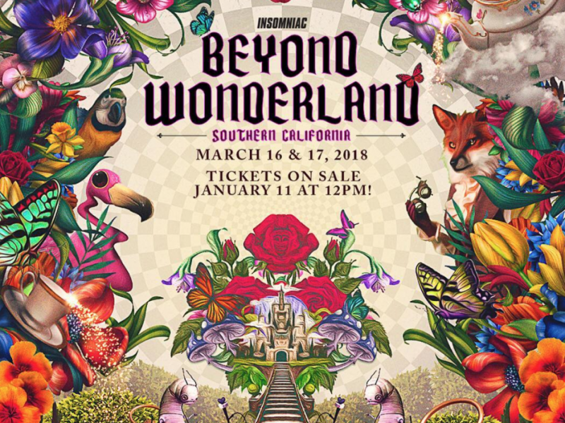 Insomniac Announces Return of Beyond Wonderland SoCal