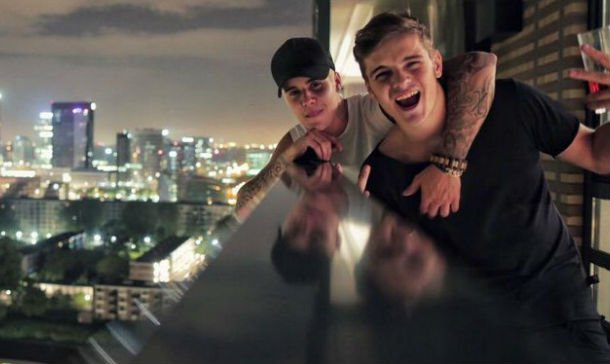 Martin Garrix and Justin Bieber have two unreleased tracks