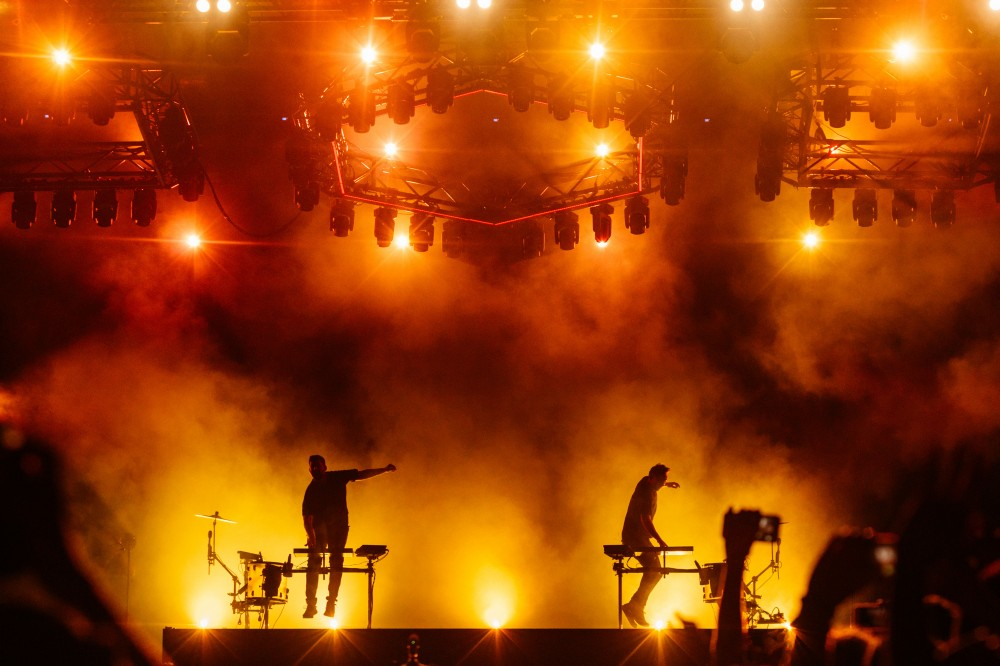 ODESZA's 'Corners Of The Earth' tapped for NBC Olympic promo – Dancing Astronaut