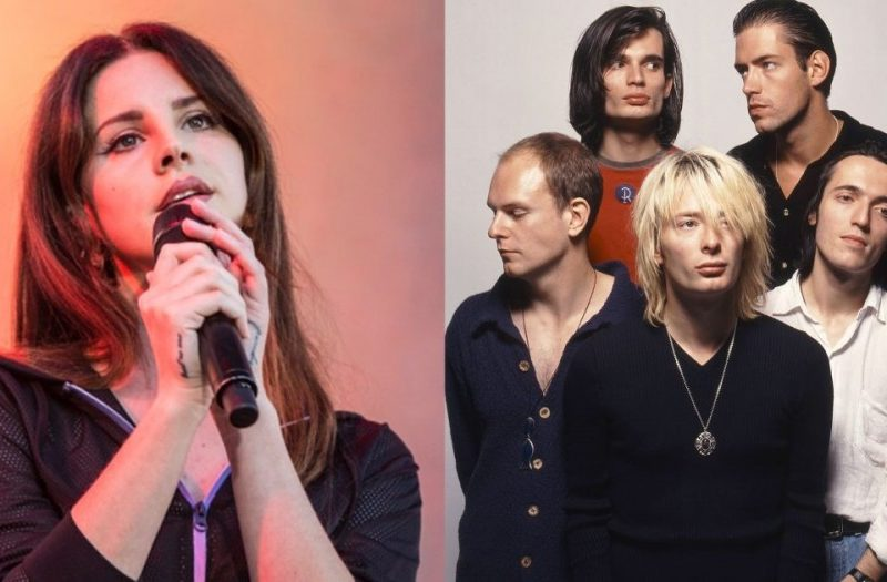 Radiohead are suing Lana Del Rey over her song 'Get Free'