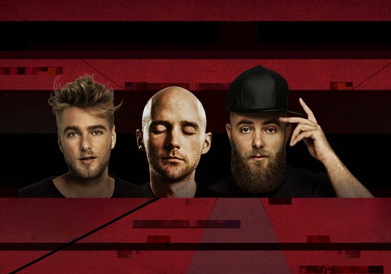 """Showtek & Moby Join Forces For New Twist On The Classic """"Natural Blues"""""""