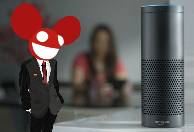 Someone Replaced Alexa With Deadmau5's Voice On The Amazon Echo [VIDEO]
