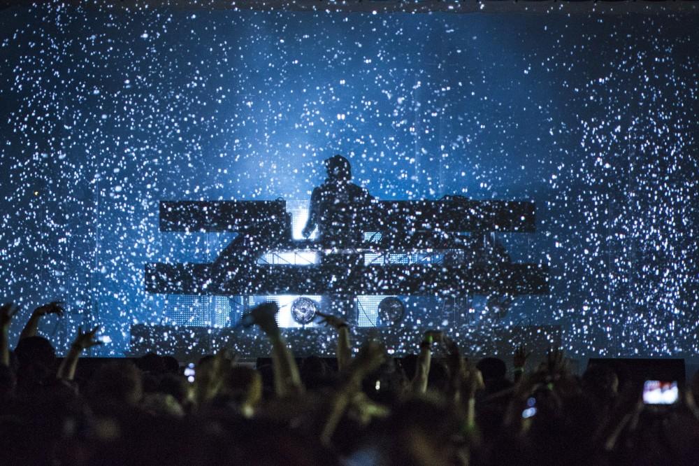 WATCH: ZHU drops rumored Tame Impala ID in Sydney – Dancing Astronaut
