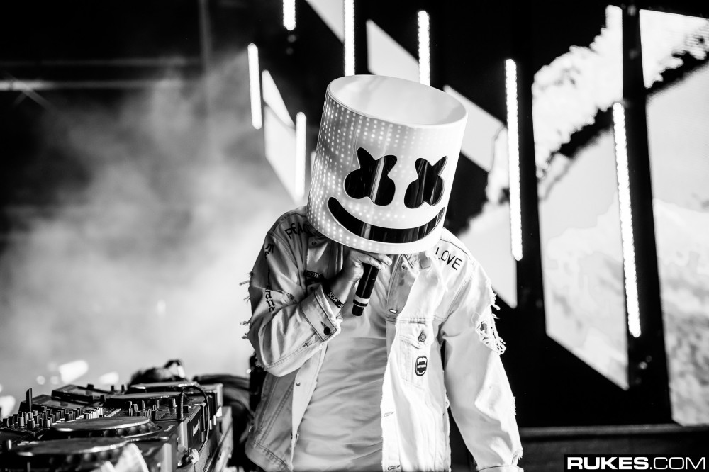 Marshmello Brought Out Will Smith At Ultra Music Festival 2018 [VIDEO]