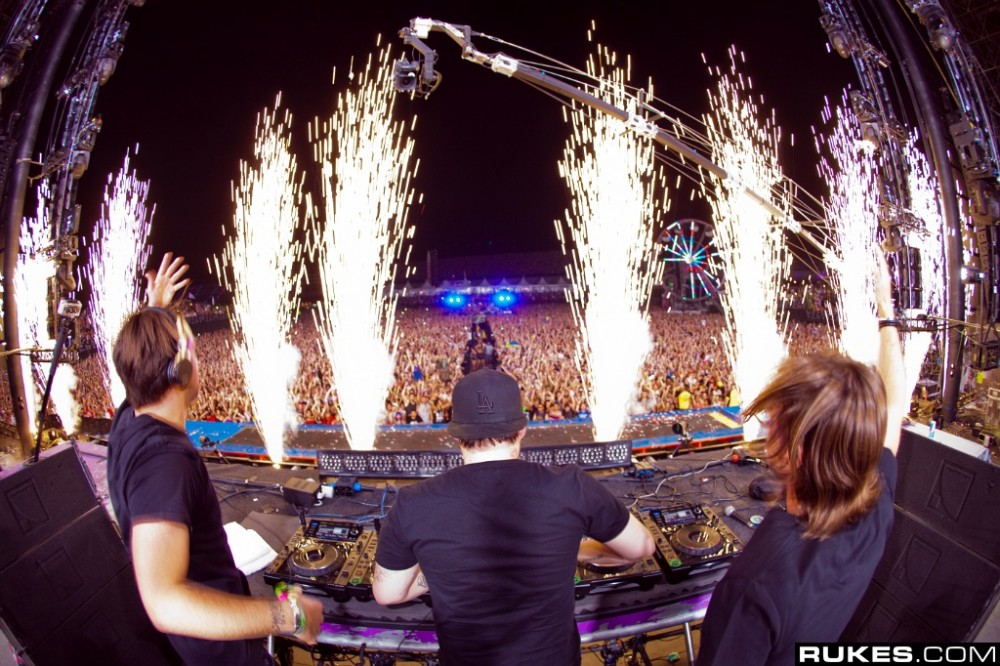 Watch Swedish House Mafia's Ultra 2018 Live Set One More Time