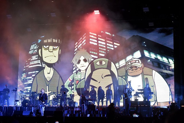 Gorillaz drop newest track 'Hollywood' ahead of 'The Now Now'