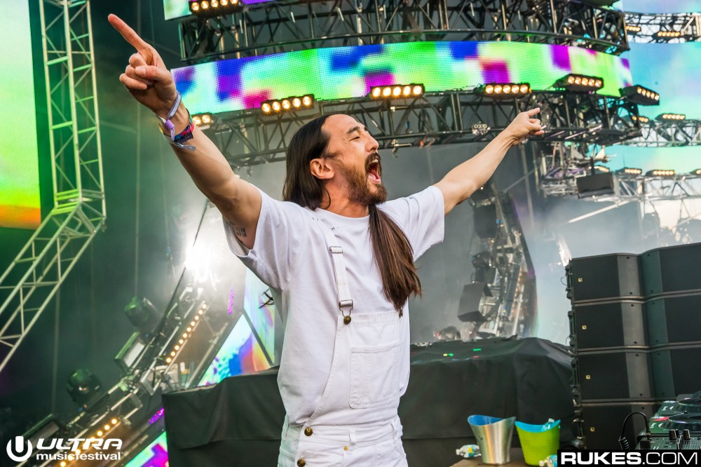 Crazy Steve Aoki Collaborations Are Coming