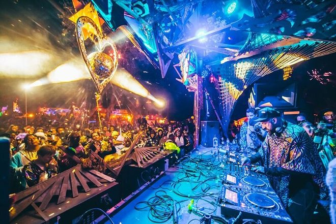 Desert Hearts announces Haunted Hearts in LA with Damian Lazarus, Mikey Lion
