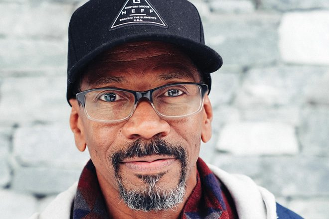 Larry Heard's playing his first German live show at Berghain