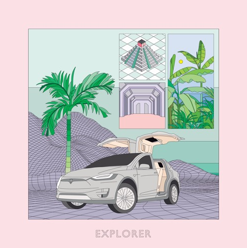 PLAYCES – EXPLORER EP