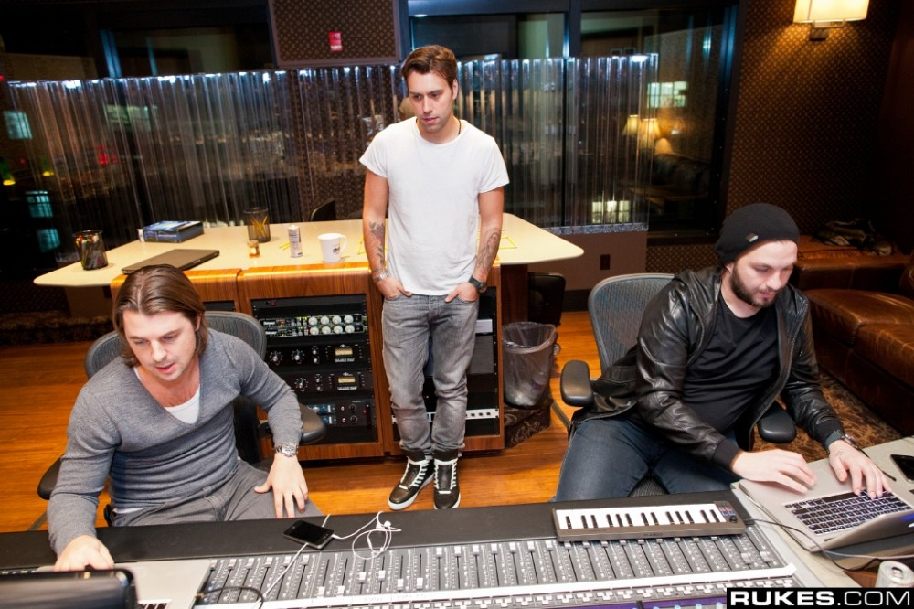 Steve Angello Said Swedish House Mafia May Perform at Tomorrowland 2019