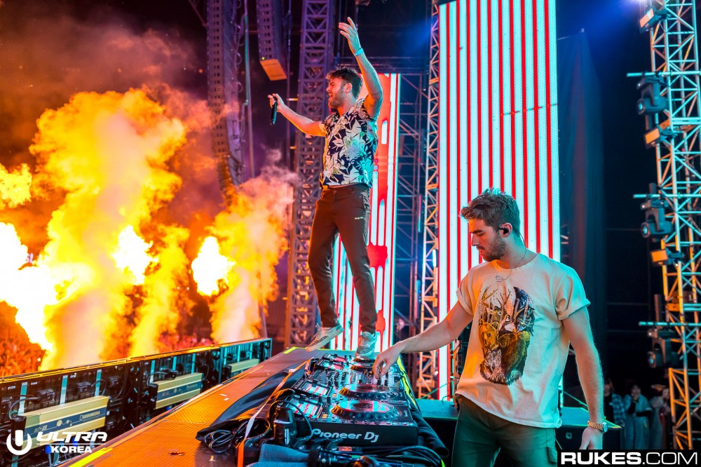 The Chainsmokers Placed Significantly Higher Than We Expected On Billboard's Hottest Songs Of All Time