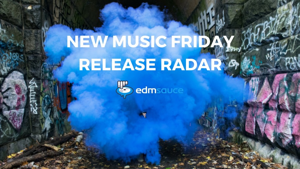 These Are All Of The New EDM Songs Being Released This Week