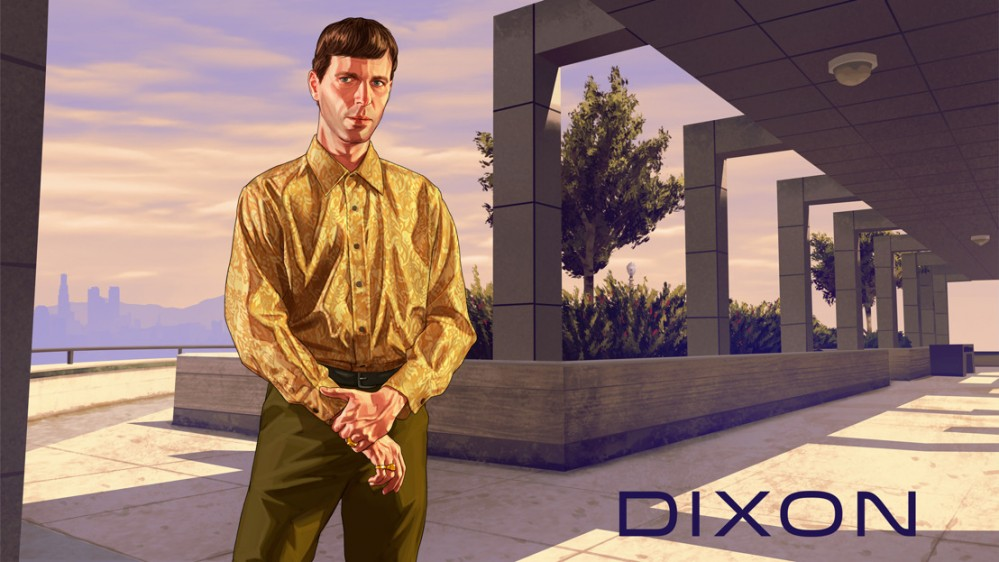 Watch Dixon's Epic Grand Theft Auto V Set