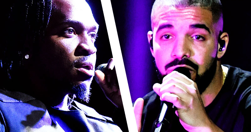 Pusha-T Found Out About Drake's Son From Drake's Producer Noah '40' Shebib