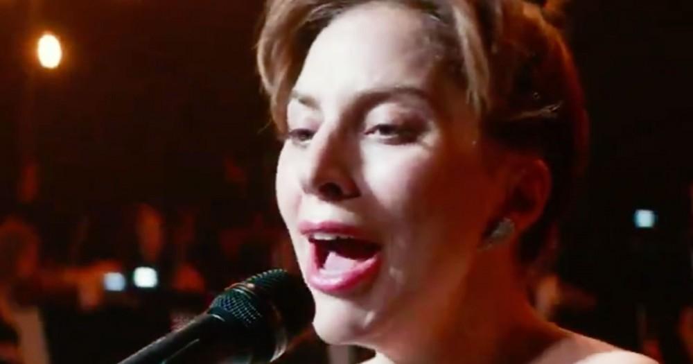 Lady Gaga Shares A Star Is Born's'I'll Never Love Again' Music Video
