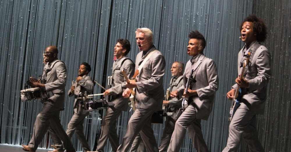 David Byrne's American Utopia Could Be Coming to Broadway