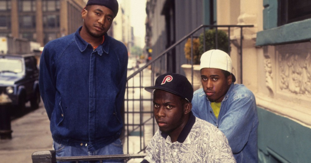 A Tribe Called Quest and the Art of the Mixtape