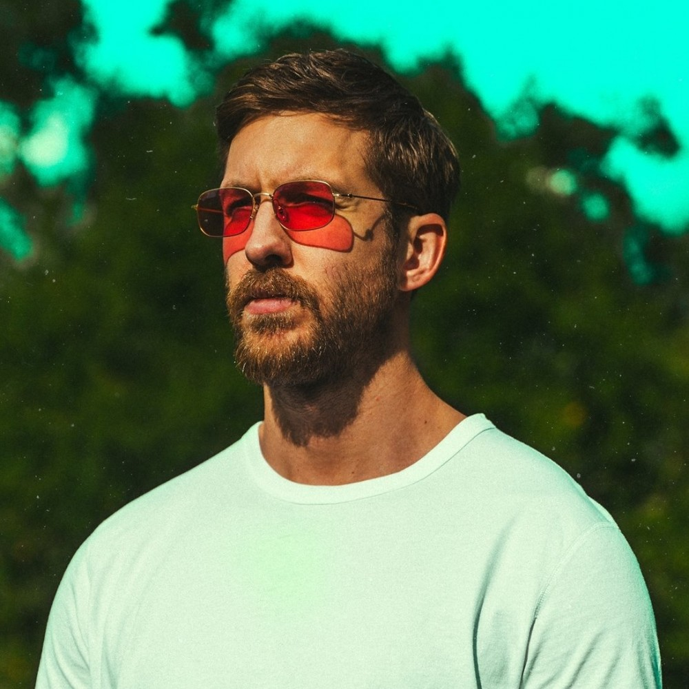 Calvin Harris Releases Two New Singles While Teasing New Record Featuring Him On Vocals