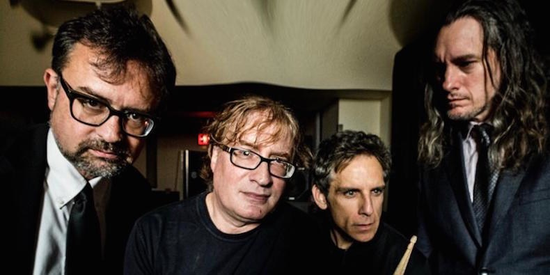 Ben Stiller's Band Capital Punishment Share First New Song in 36 Years: Listen