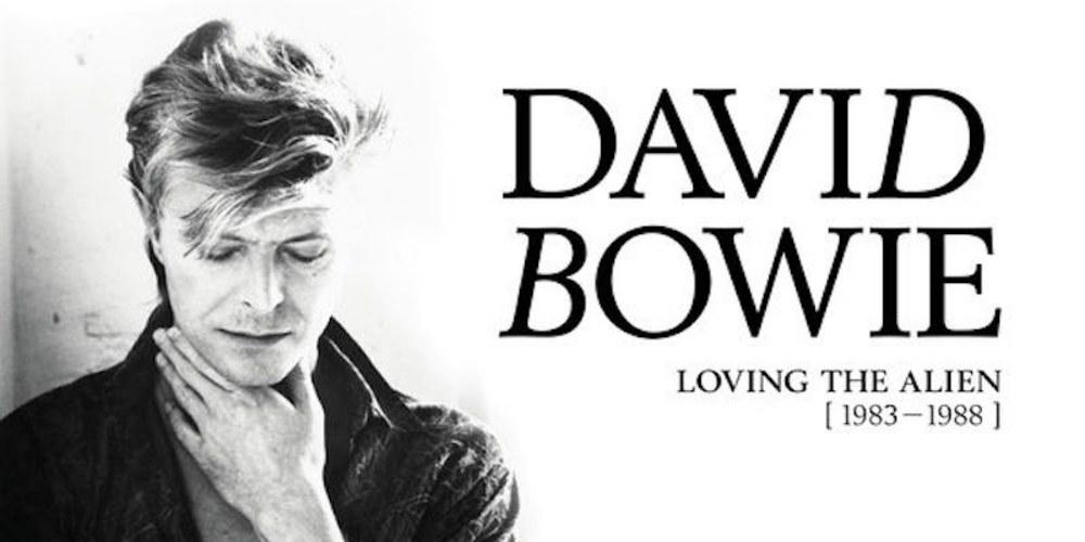 David Bowie: Loving the Alien (1983-1988)
