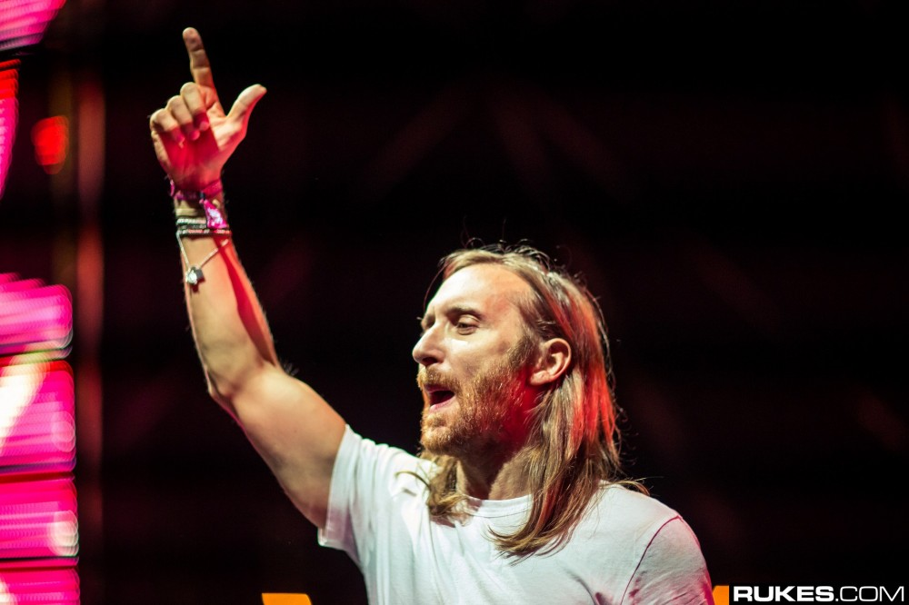 David Guetta Purchases One Of The Ultra Rare Copies Of Half Of Daft Punk's Latest Record
