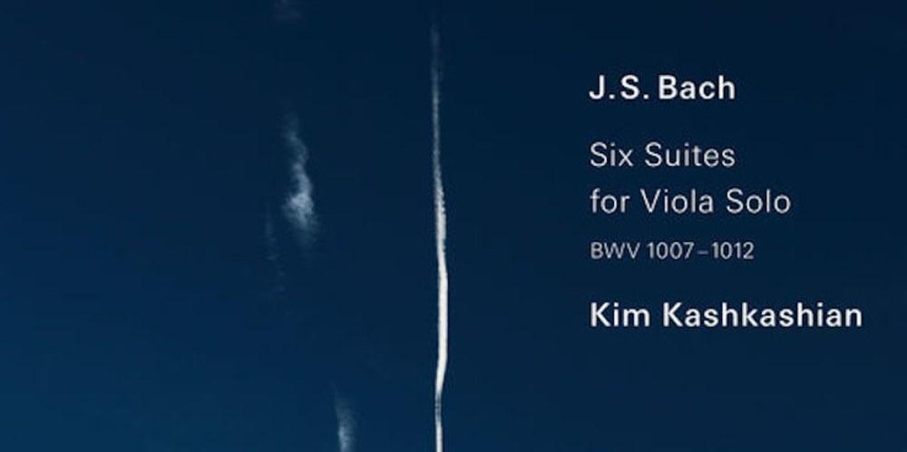 Kim Kashkashian: J.S. Bach: Six Suites for Viola Solo