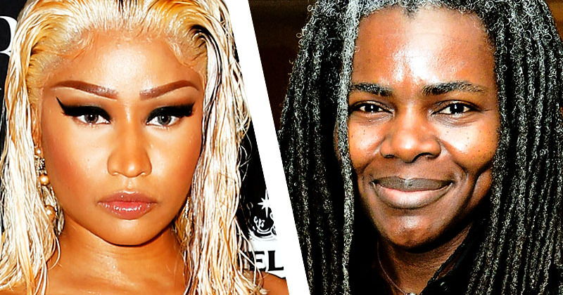 Tracy Chapman Sues Nicki Minaj for Never Clearing That Sample