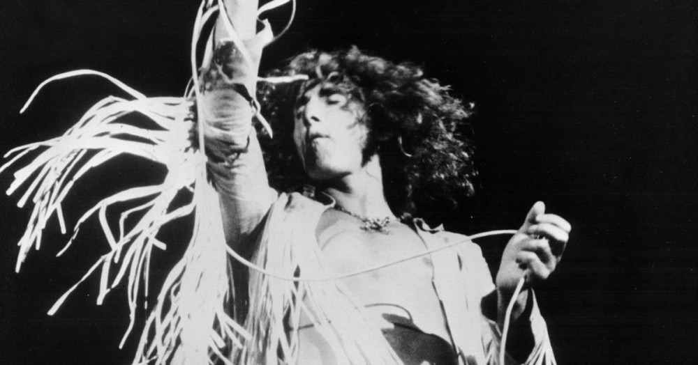 You Know Who Had a Terrible Time at Woodstock? Some Guy Named Roger Daltrey