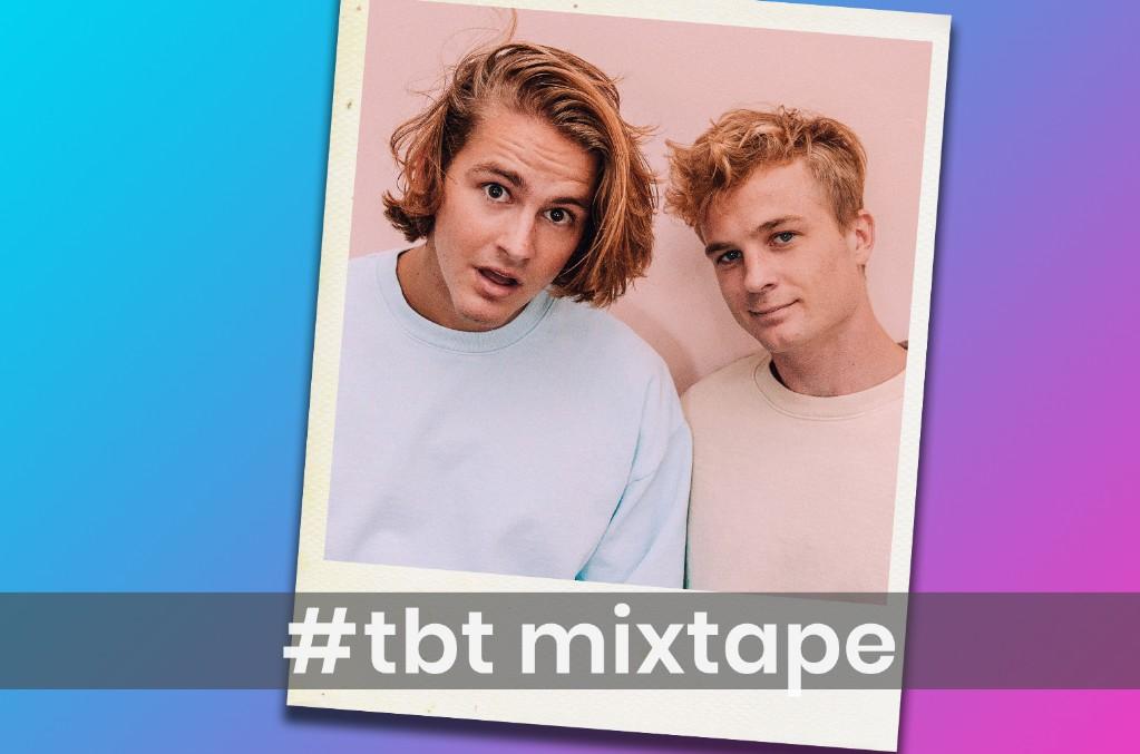 Listen to Texas Pop Duo Surfaces' #TBT Mixtape