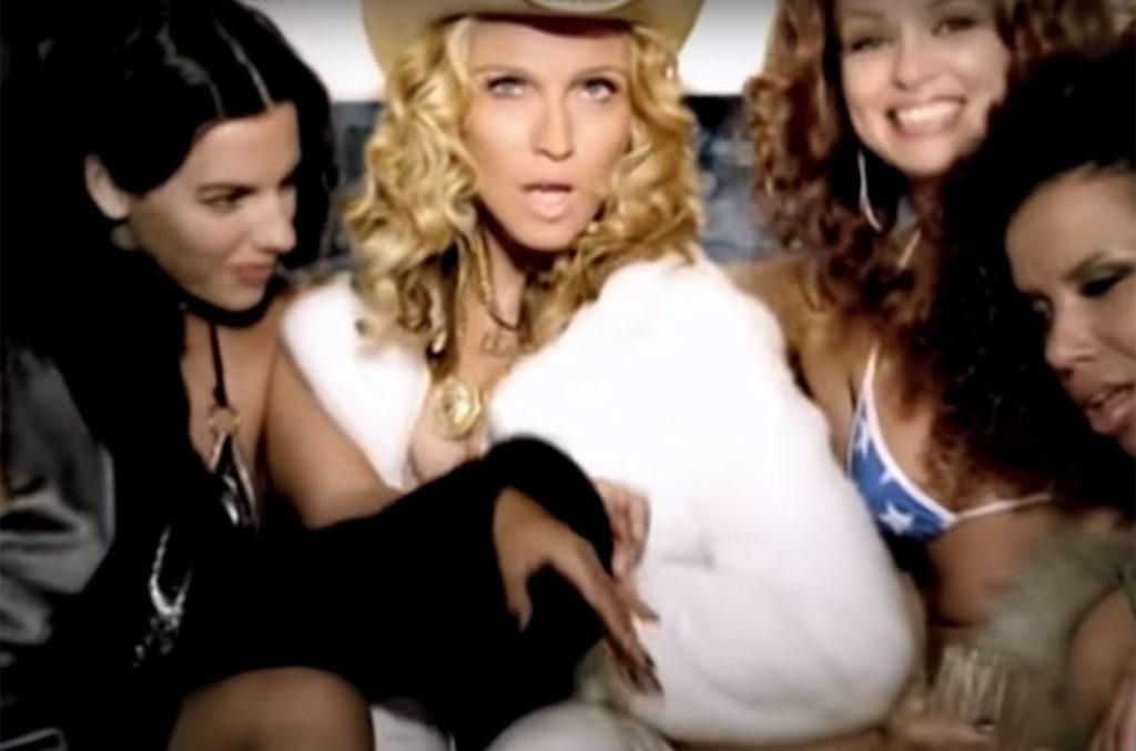 Madonna in 2000: Reinventing Pop 'Music'