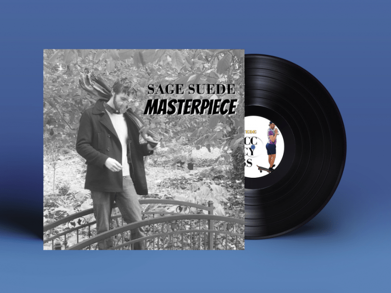 """Sage Suede Releases Highly Anticipated Music Video Titled """"Masterpiece"""""""