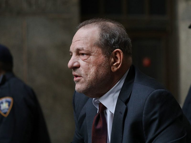 Harvey Weinstein Survivors Win $19 Million Settlement In Court