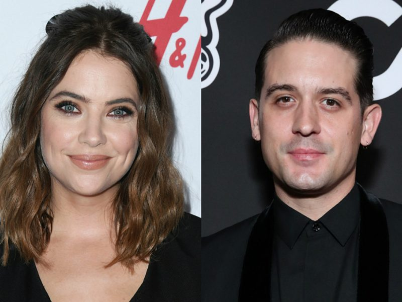 G-Eazy's New Song Features Rumored Girlfriend Ashley Benson