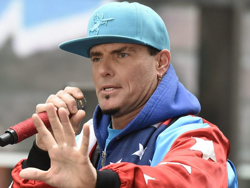Vanilla Ice Postpones Fourth of July Texas Concert Following Coronavirus Concerns