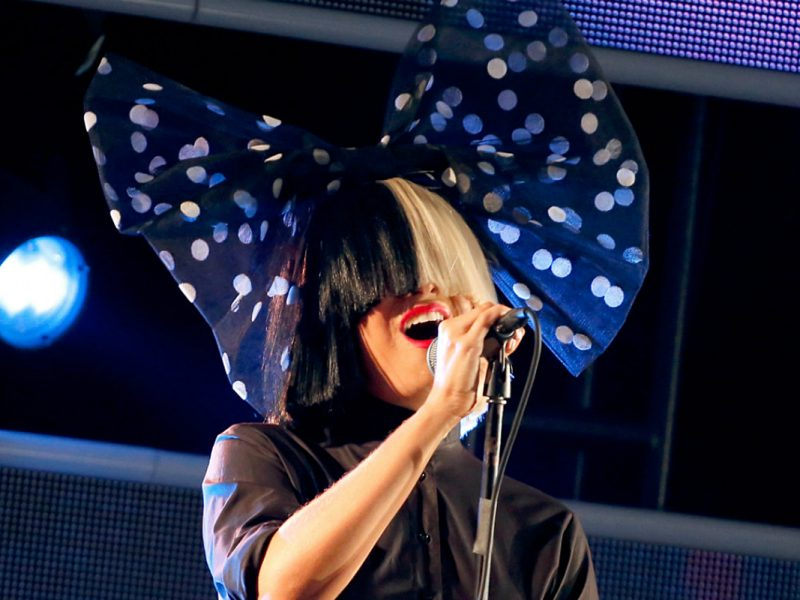 Sia Becomes a Grandmother at 44-Years-Old
