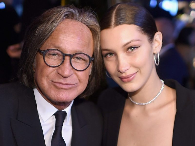 Bella Hadid Accuses Instagram of 'Bullying' Her Dad for Being Palestinian