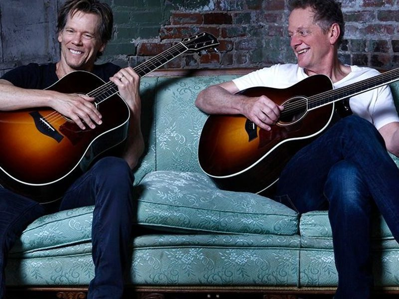 "The Bacon Brothers Deliver Solemn Statement With ""Corona Tune"" (premiere + interview)"