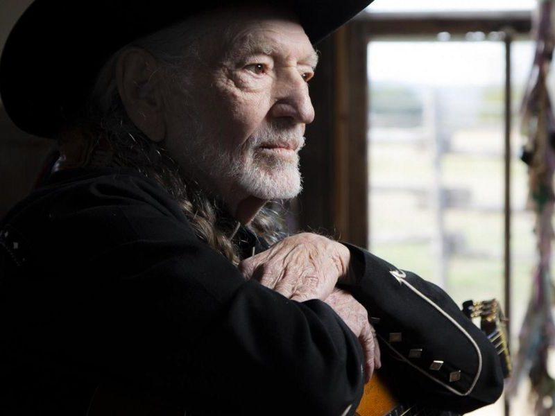 Willie Nelson Surveys His World on 'First Rose of Spring'