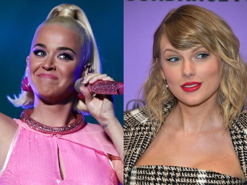 Are Katy Perry and Taylor Swift Cousins? See Katy's Reaction