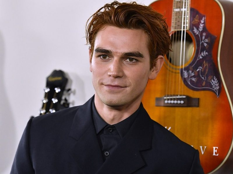 KJ Apa Grew a Mountain Man Beard and Is Making Bizarre Videos on TikTok