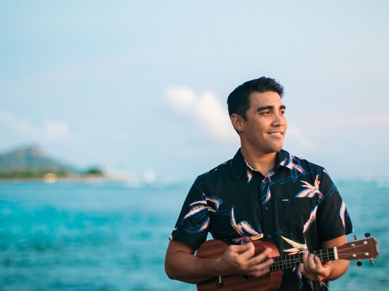 """Kolohe Kai Is """"Catching Lightning"""" with His Catchy New Love Song (premiere)"""
