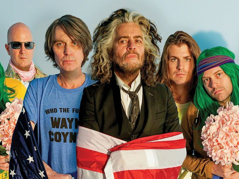The 10 Best Flaming Lips Sci-Fi Songs