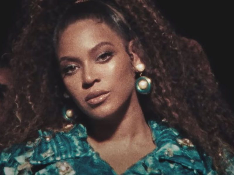 Beyoncé's 'Black Is King' Builds Identity From Afrofuturism